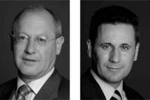 Klaus Stocker und Maximilian Rainer SEL AG