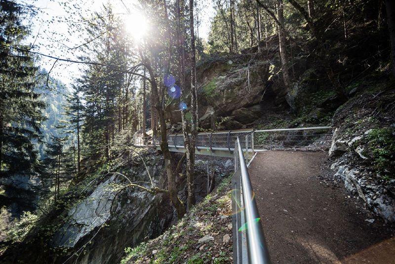 Passerschlucht Weg © Florian Andergassen
